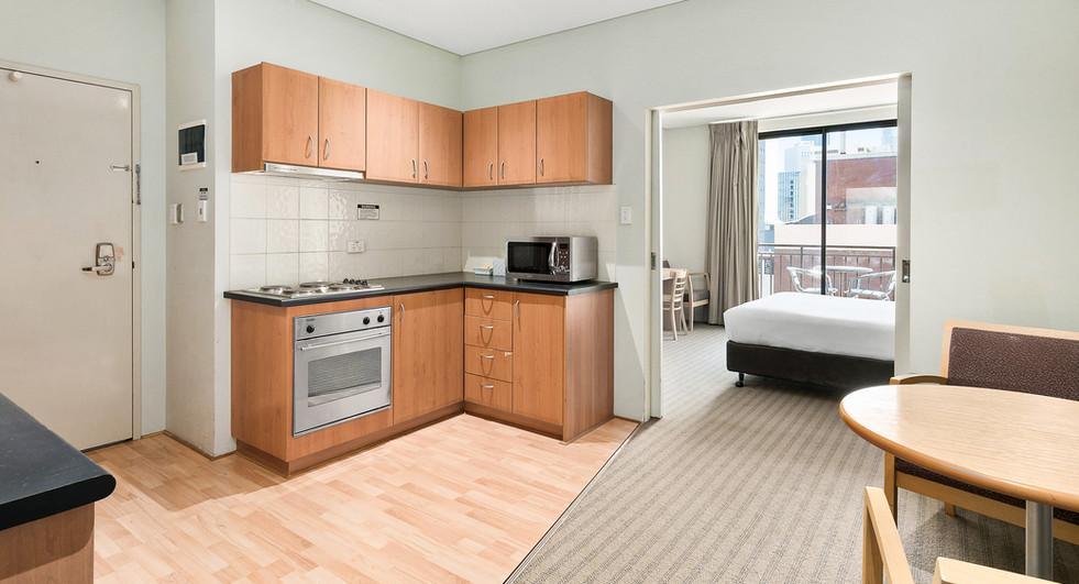 12. Lounge Alt - One Bedroom Standard -