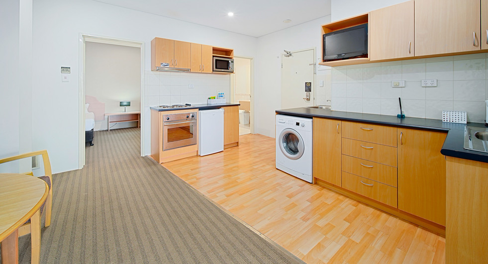 3. Kitchen - Two Bedroom - All Suites Pe