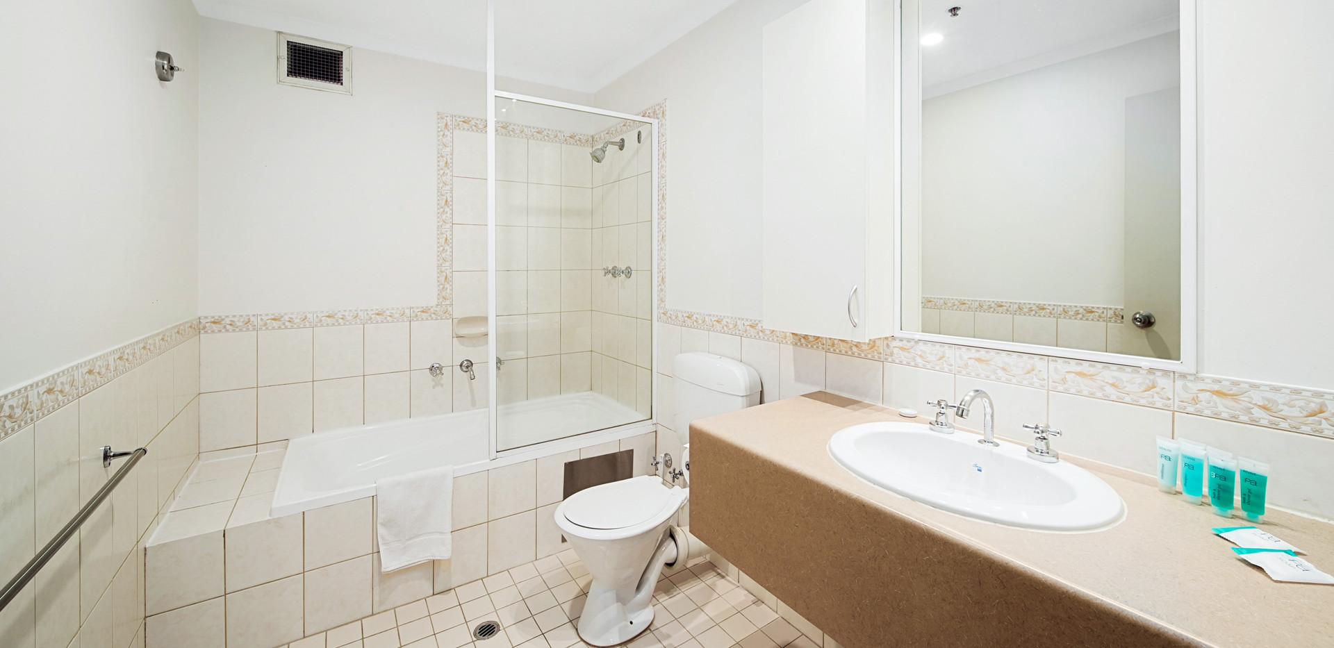 26. Bathroom - Two Bedroom - All Suites