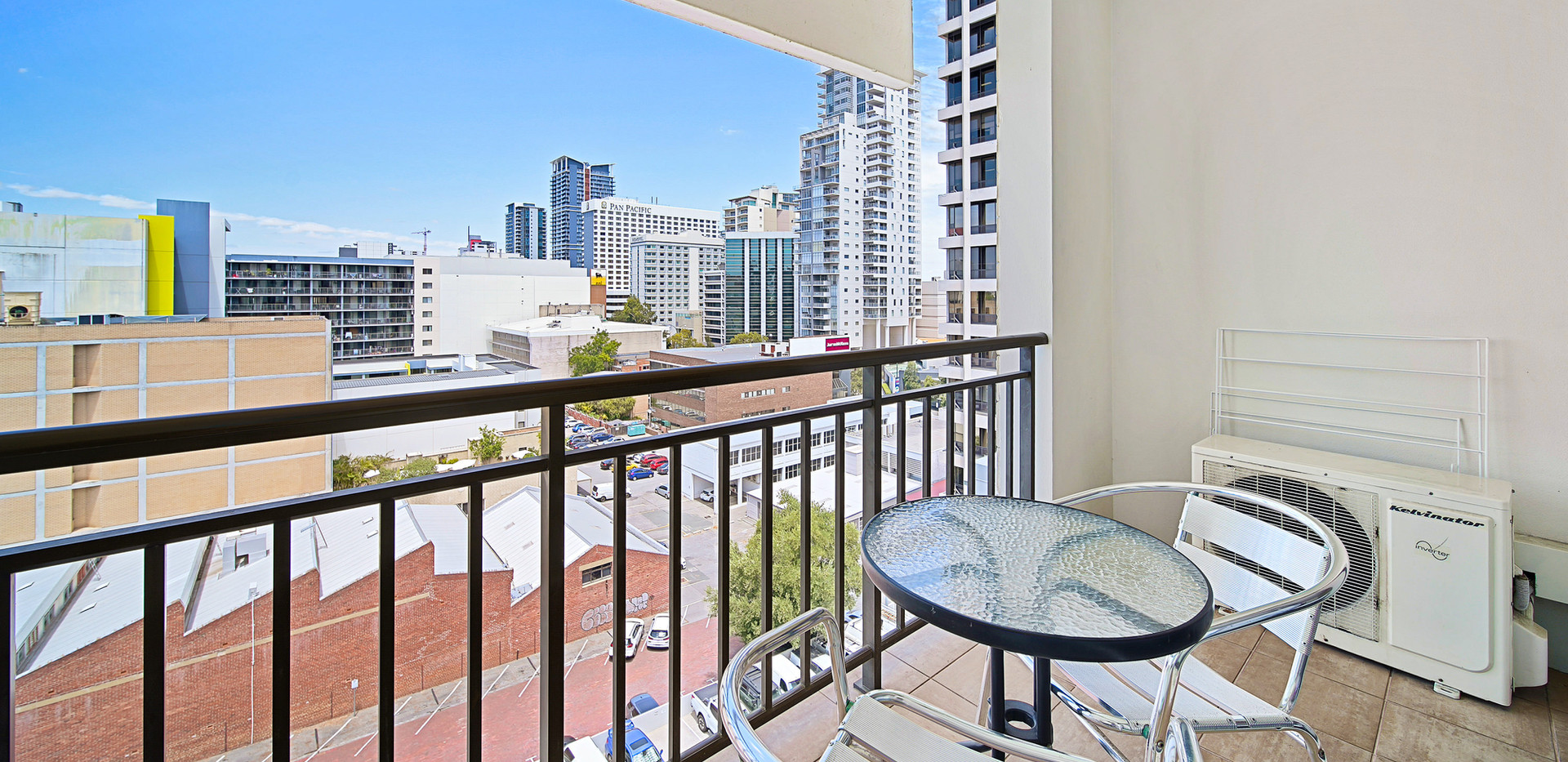 22. Balcony - Two Bedroom - All Suites P