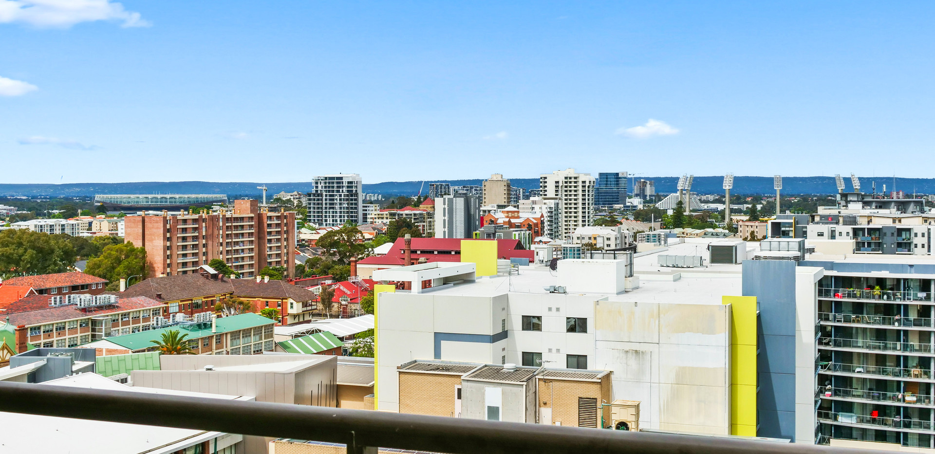 8. View - Two Bedroom Penthouse - All Su
