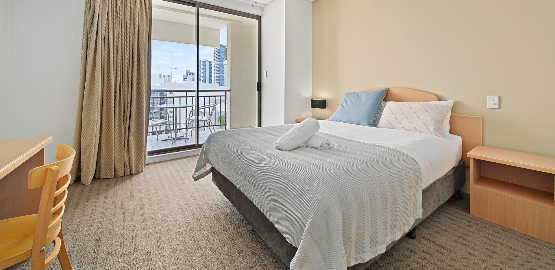 1. Main Bedroom - Two Bedroom - All Suit