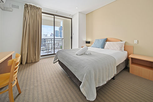 1. Main Bedroom - Two Bedroom - All Suit