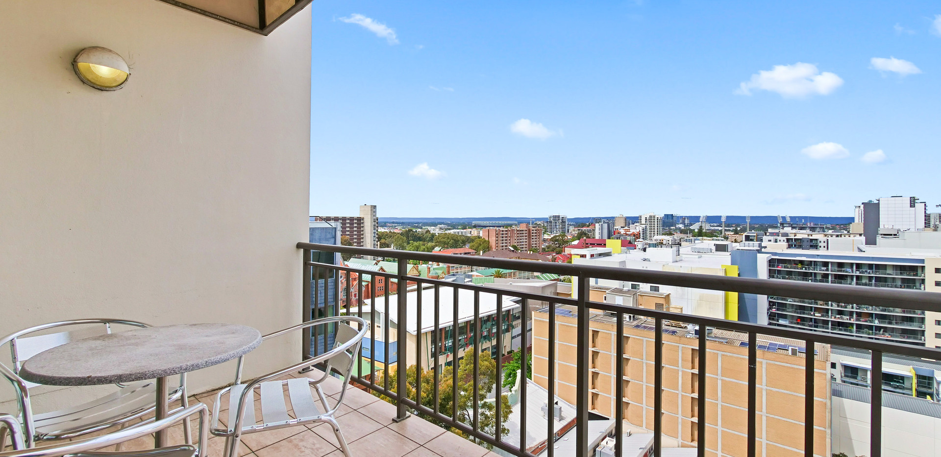 7. Balcony - Two Bedroom Penthouse - All