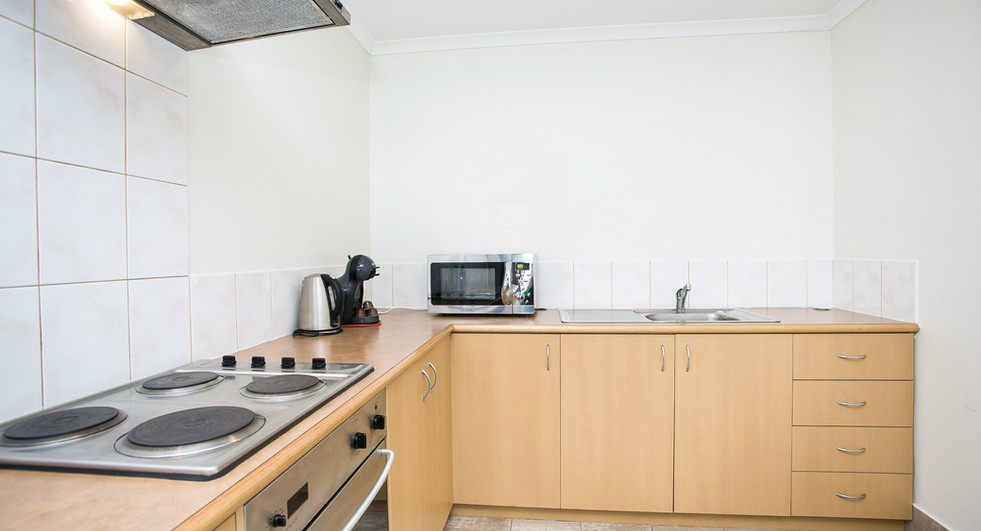 6. Kitchen One Bedroom Penthouse Apartme