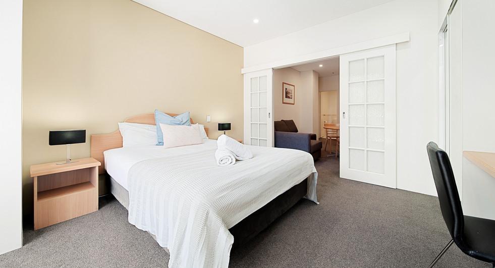 3. Bedroom - One Bedroom Standard - All