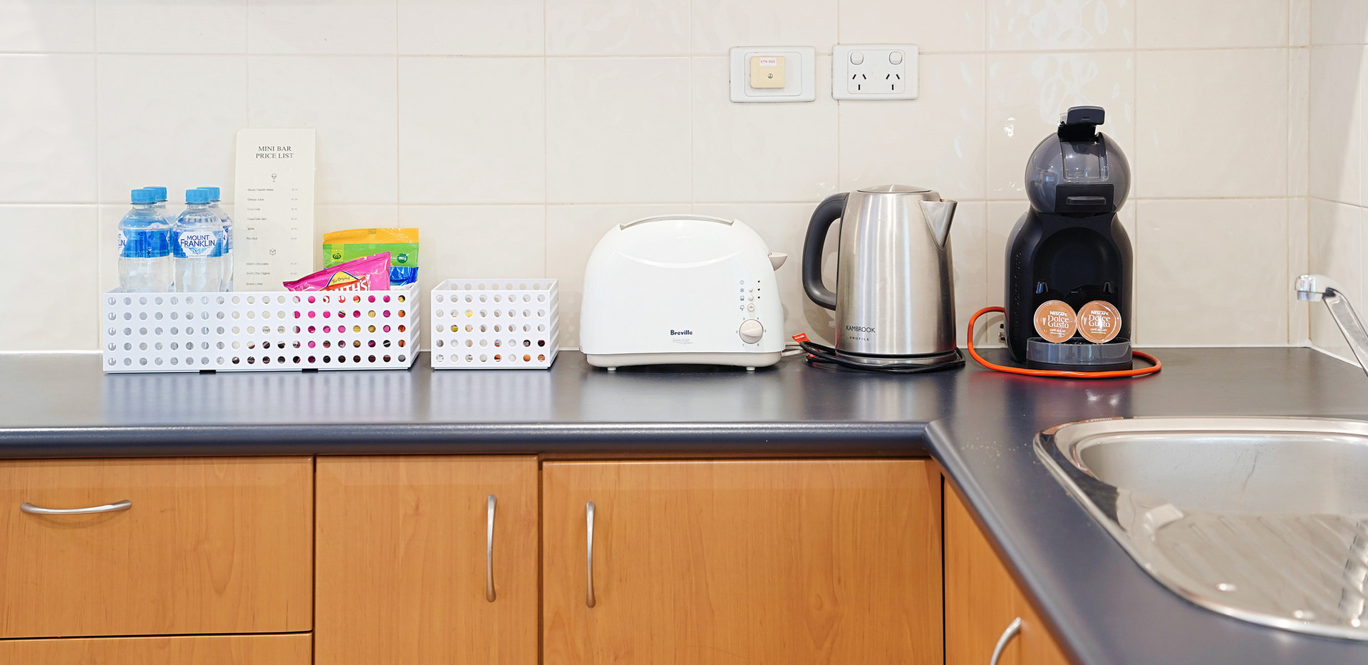10. Kitchen Appliances - Two Bedroom - A
