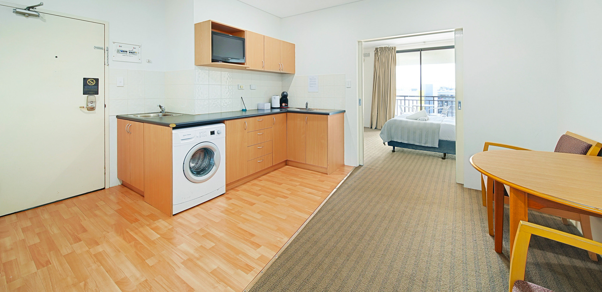 5. Kitchen Lounge - Two Bedroom - All Su