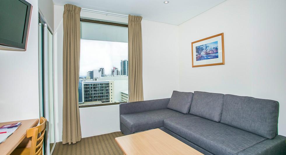 5. Lounge Standard Studio - All Suites P