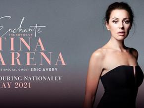 Tina Arena at RAC Arena on 22 May 2021