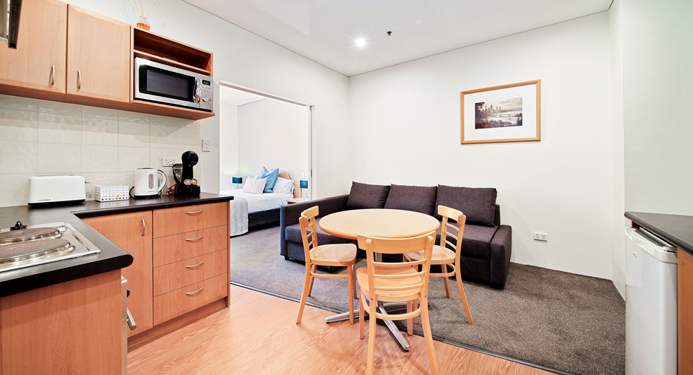1. Kitchen Lounge Bedroom One Bedroom St