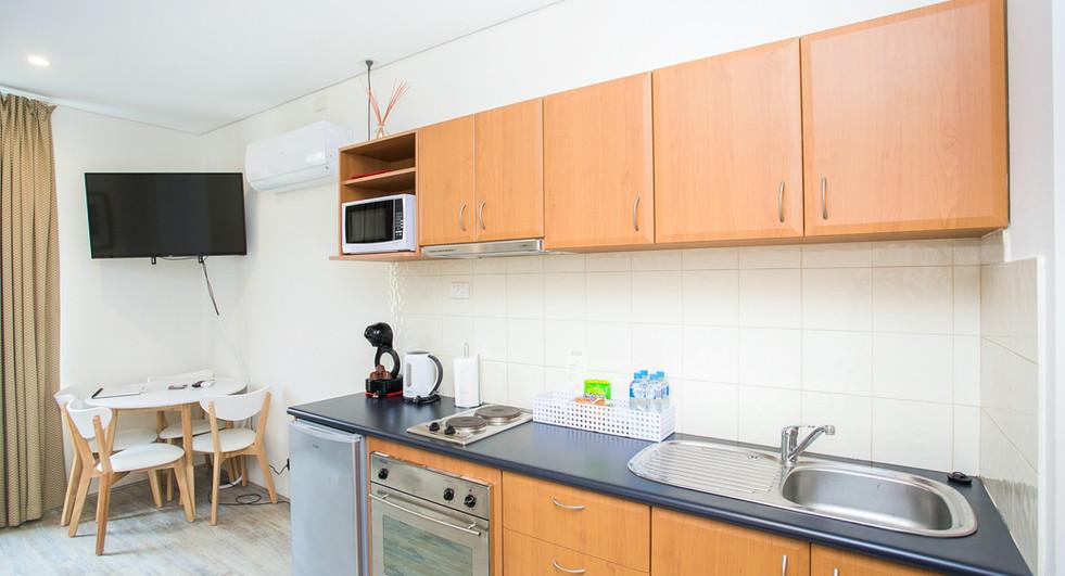6. Kitchen Standard Studio - All Suites
