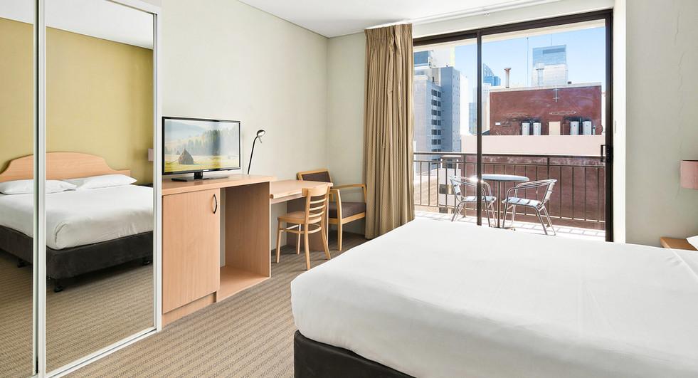 7. Bedroom Alt - One Bedroom Standard -
