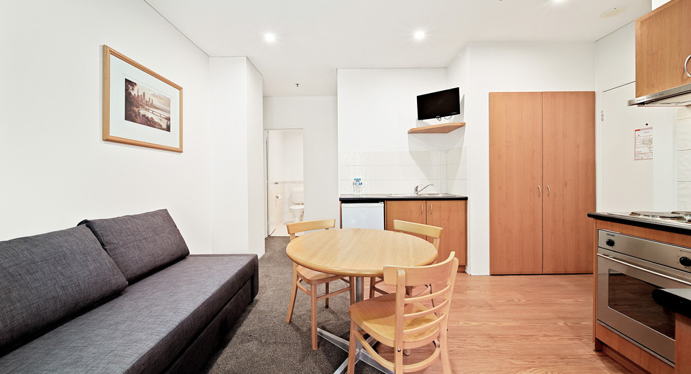 15. Lounge Kitchen One Bedroom Standard