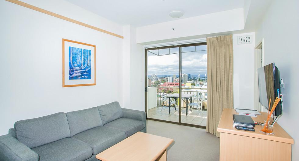 1. Lounge One Bedroom Penthouse Apartmen