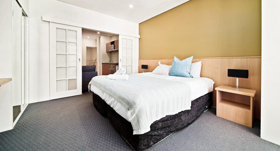 3. Bedroom Alt One Bedroom Standard - Al