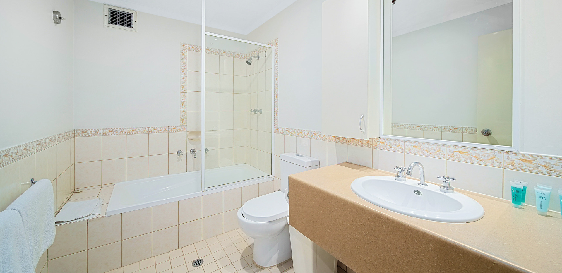 23. Bathroom - Two Bedroom - All Suites