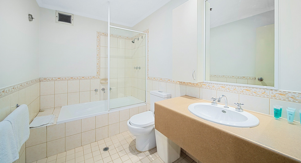 23. Bathroom - Two Bedroom - All Suites
