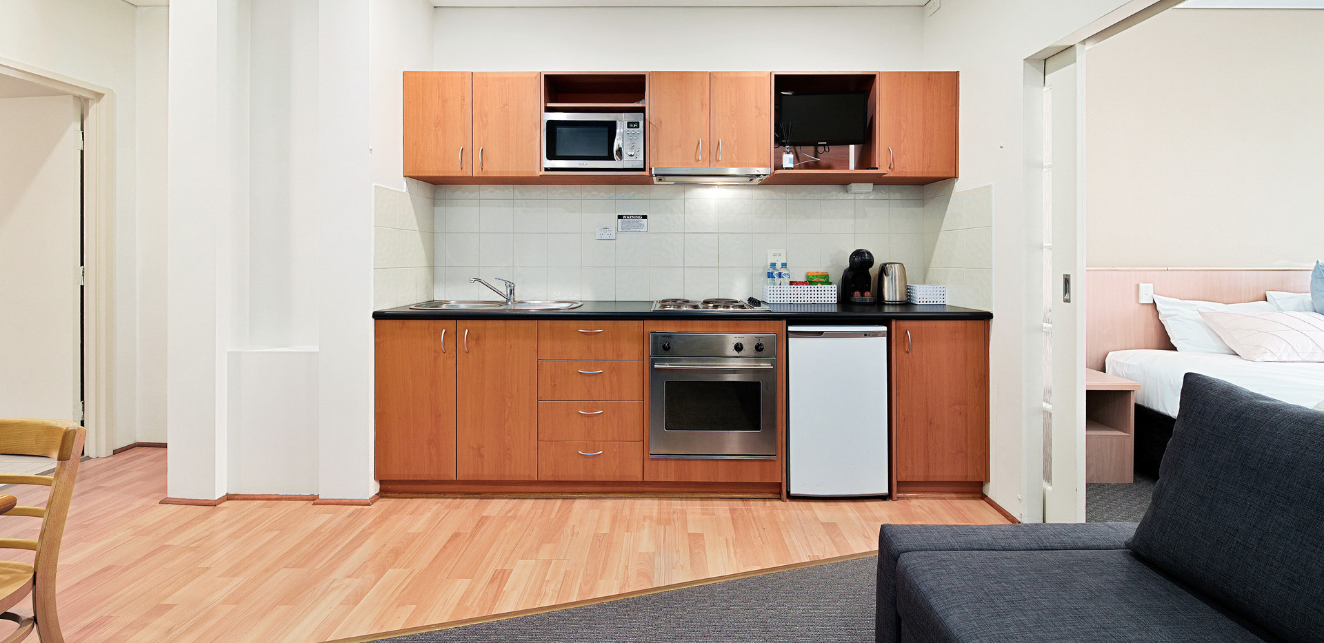 11. Kitchen One Bedroom Standard - All S