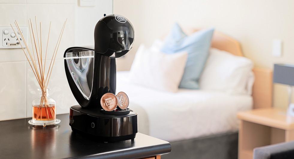 20. Coffee Machine One Bedroom Standard