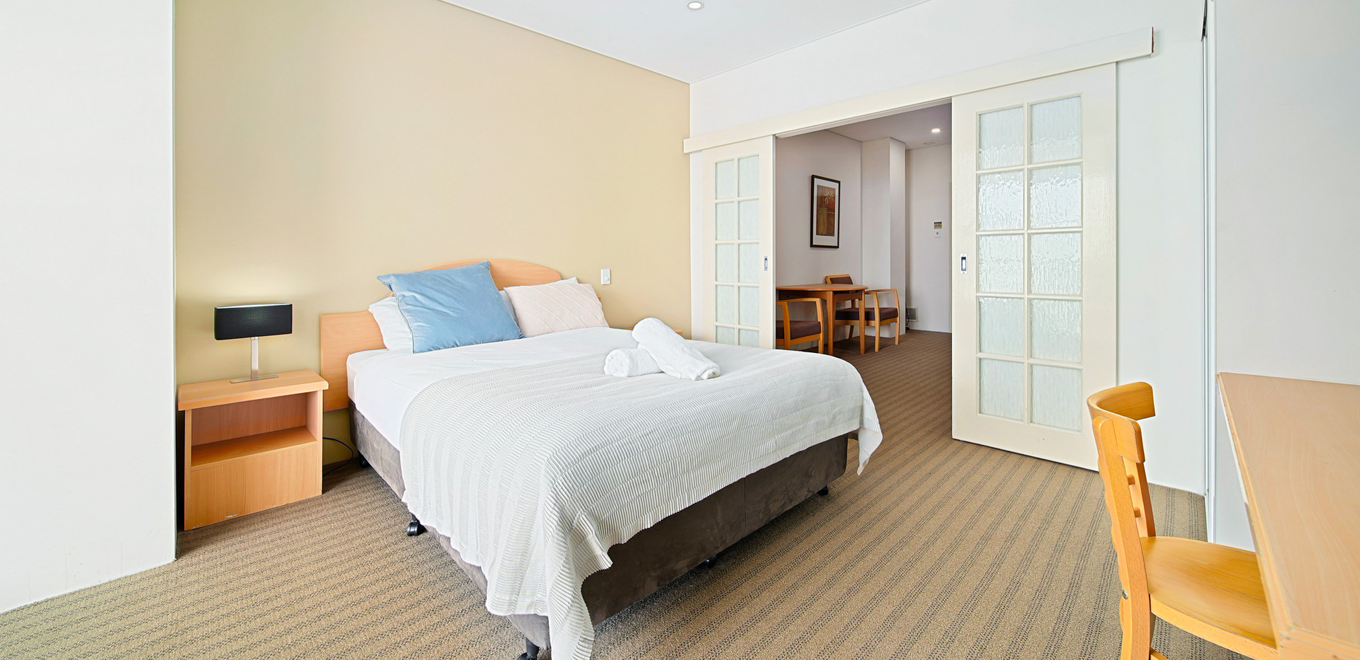 6. Main Bedroom - Two Bedroom - All Suit