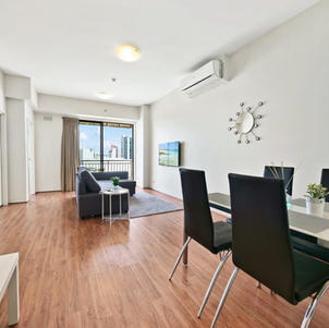 Two Bedroom Penthouse Serviced Apartment
