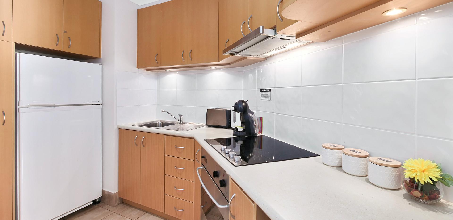 10. Kitchen - Two Bedroom Penthouse - Al