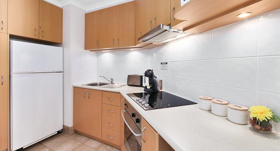 Kitchen - Two Bedroom Deluxe - Al