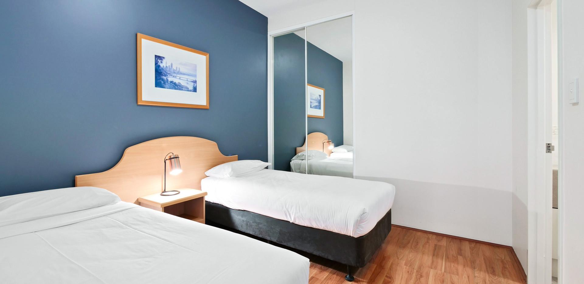 6. Second Bedroom - Two Bedroom Penthous