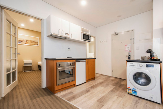 Kitchen - Short Term Rental Perth CBD