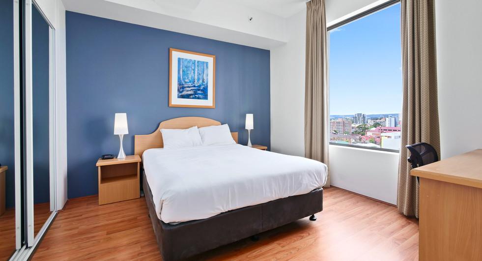 Main Bedroom - Two Bedroom Deluxe