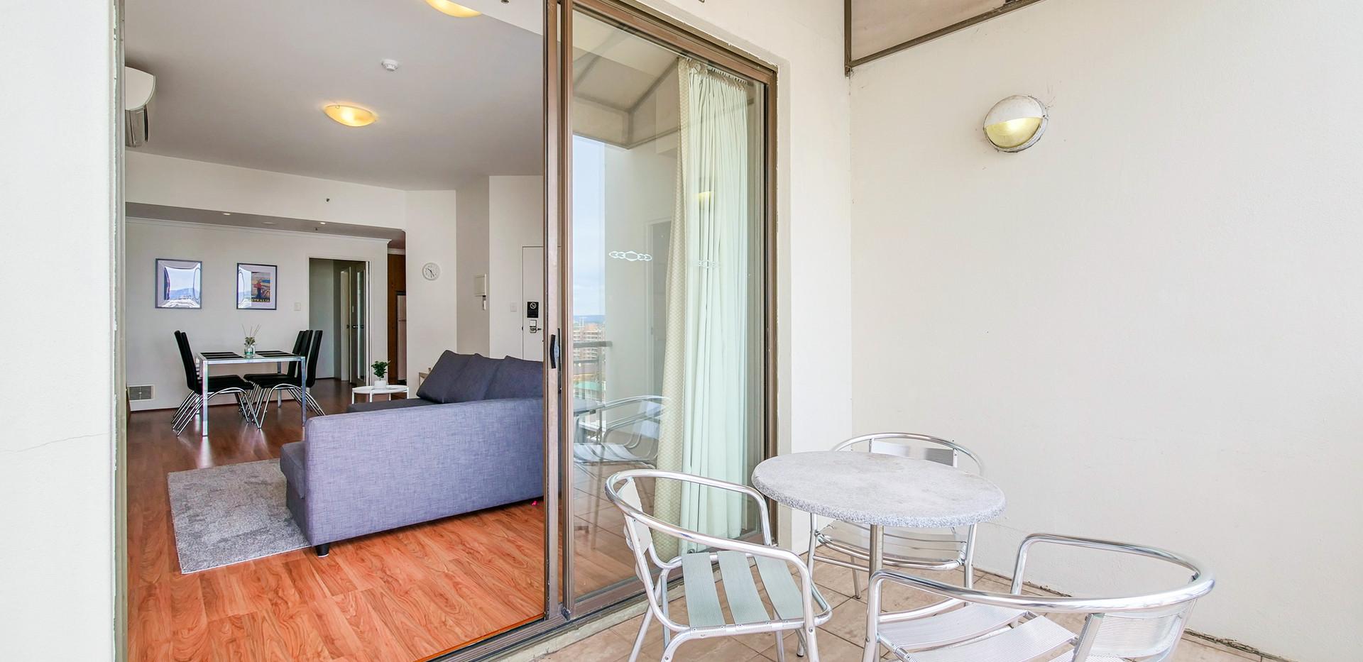 9. Balcony Lounge - Two Bedroom Penthous