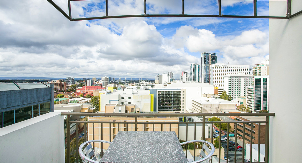 2. Balcony View One bedroom Penthouse Ap