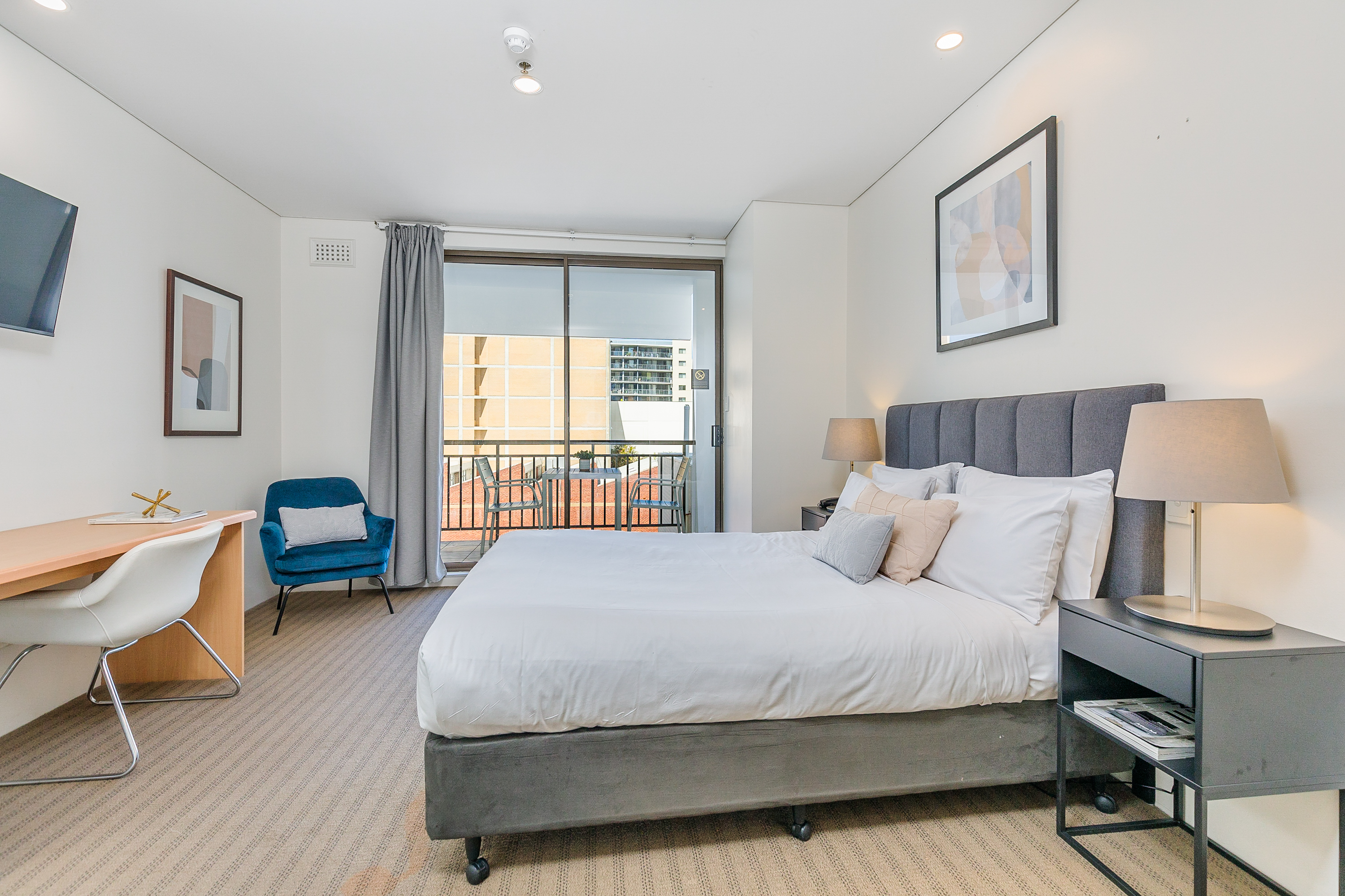 Two Bedroom Superior Apartment - All Suites Perth Serviced Apartments Perth CBD
