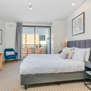 Two Bedroom Superior Serviced Apartment