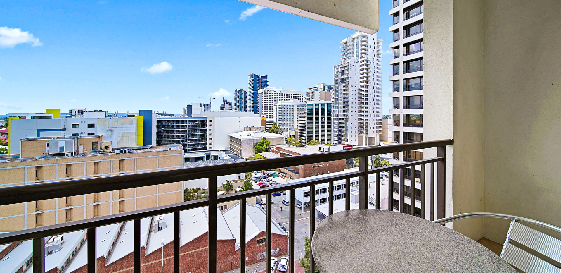 13. Balcony - Two Bedroom - All Suites P