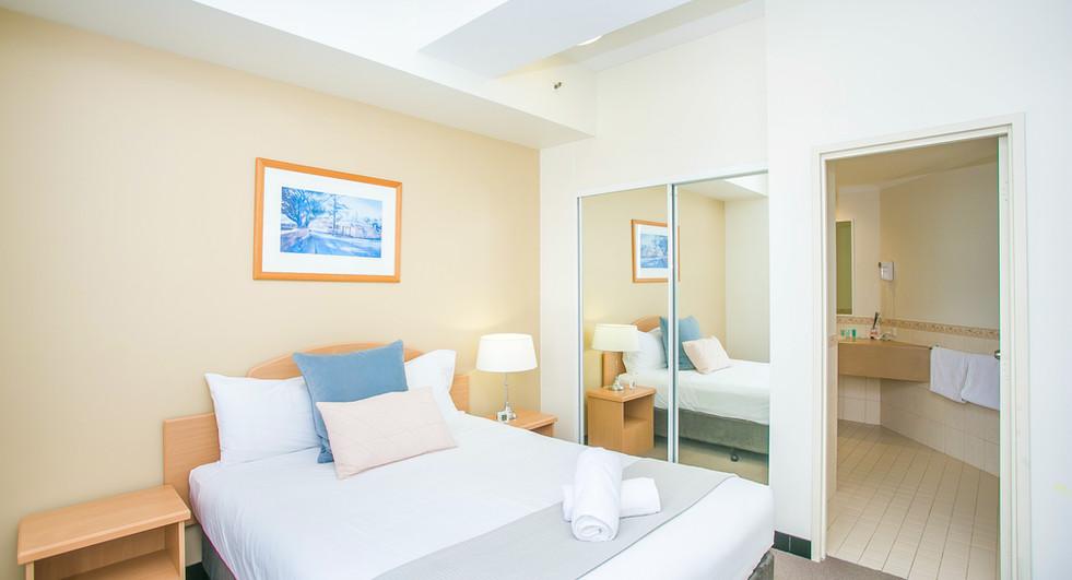 4. Bedroom Alt 3 One Bedroom Penthouse A