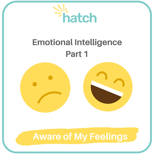Aware of My Feelings PDF Bundle (Days 1-5)
