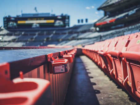 Environmental impacts of empty stadiums during COVID (2020)
