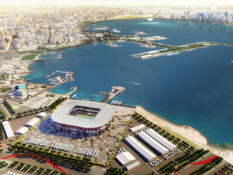 Sustainability in mega-events: Beyond Qatar 2022 (2019).