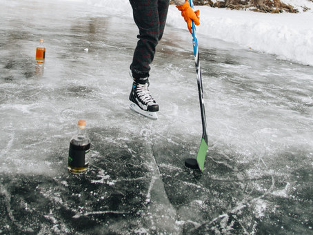 The impact of climate change on hosting pond hockey tournaments (2015)