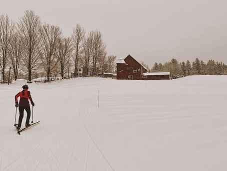 Indicators of climate change vulnerability for cross-country skiing (2015)