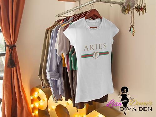 "Aries ""Designer Inspired"" Tee"