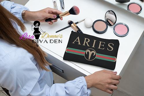 "Aries ""Designer Inspired"" Pouch"