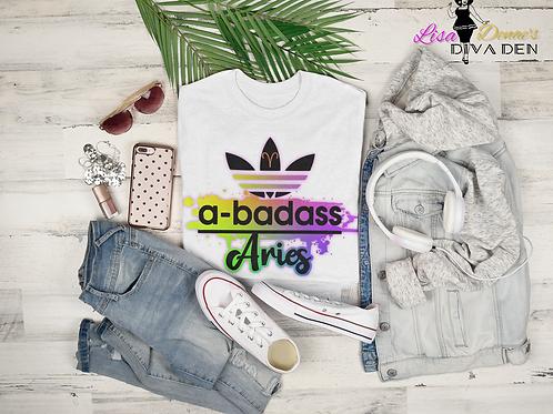 Bad A$$ Aries Tee