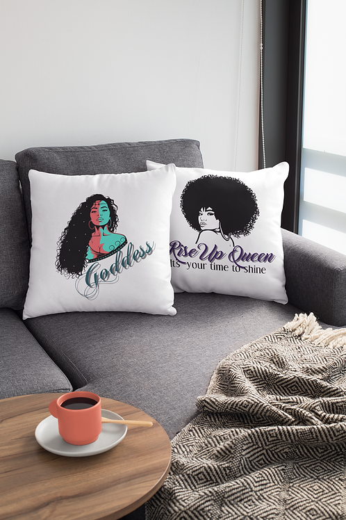 Queen Collection Pillow