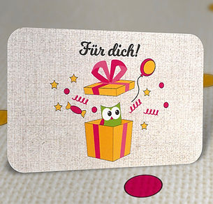 You can now also buy SMW-Schuhhaus gift vouchers in various adorable motifs from us, now also online! © SMW-Schuhhaus