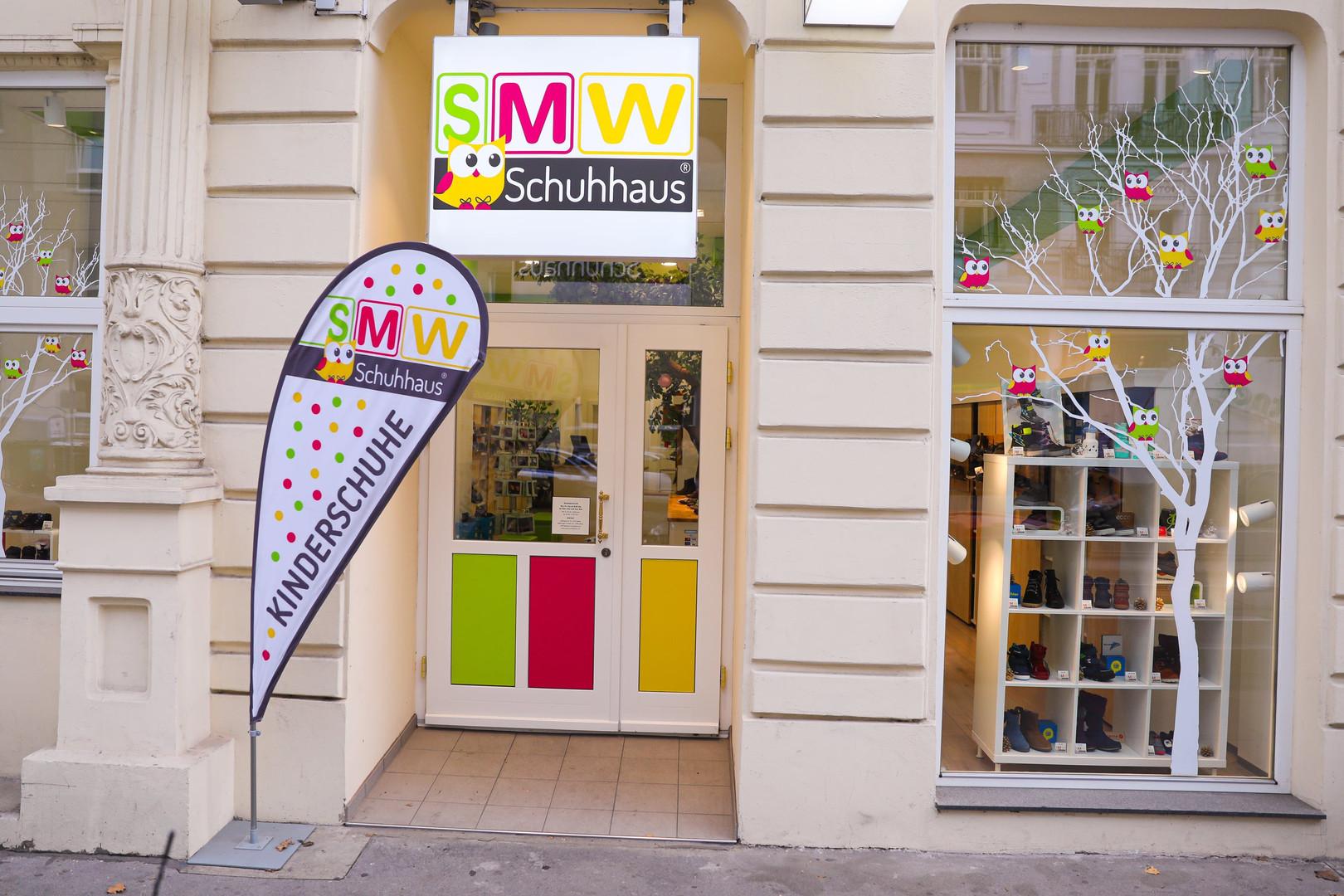 Standort Währinger Straße außen