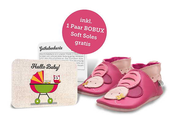 """Hello Baby"" Sorglos-Paket PREMIUM"