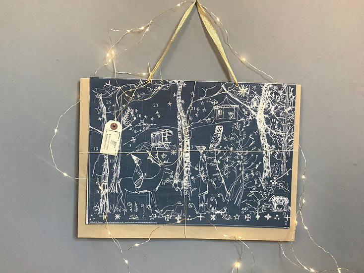 Woodland Nativity (Advent Calendar)